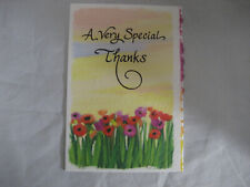 "Blue Mountain Arts Greeting Card ""A Very Special Thanks"" (Bm147)"