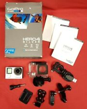 (pa2) GOPRO Hero 4 Silver Caméra d'action - 1080p 4k Wi-Fi Bluetooth