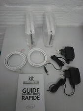 KIT EXTENSION WIFI  5Ghz   hot spot  point accès amplificateur répéteur booster