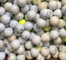 100 Golfbälle für Crossgolfer