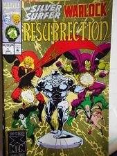 Silver Surfer / Warlock Resurrection n°1 1993 ed. Marvel Comics [G.251]