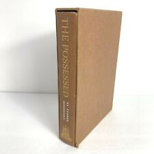 The Possessed by Fyodor Dostoevsky in Slipcase Heritage Press 1959 Hardcover