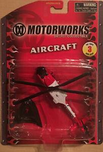 Maisto Motorworks HH-60J Jayhawk Diecast Collectible Aircraft