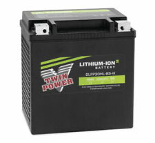 Twin Power Harley-Davidson 1997-2019 YIX30L-BS Lithium-Ion Battery DLFP30HL-BS-H