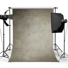 Style Vintage Grey Vinyl Wall Photography Background Photo Studio Backdrop 5x7ft