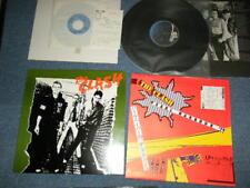 THE CLASH Japan 1979 25・3P-139 NM LP+Obi+Outer+POSTER+Bonusa EP THE CLASH
