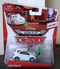 Disney World of Cars, Mel Dorado Collection, Chase LEE RACE with Test Tube NEW!