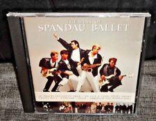 The Best Of Spandau Ballet (CD, 1991) FAST & FREE