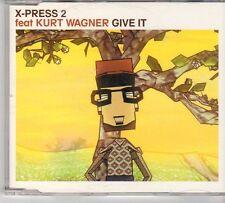 (EX119) X-Press 2, Give It ft Kurt Wagner - 2005 CD