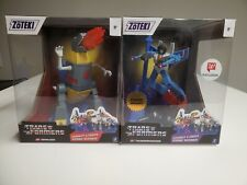 Lot 2 ZOTEKI TRANSFORMERS THUNDERCRACKER (chase) Walgreens 031 & GRIMLOCK 029