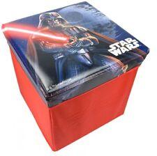 Star Wars Sitzwürfel Sitzhocker Spielzeugkiste Aufbewahrungsbox