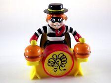 Jouet vintage Toys  hamburglar Figurine Mc donald's 7 x 6 cm mécanisme ok