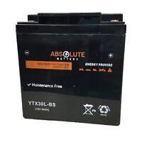 New YIX30L-BS YIX30L Battery for Moto Guzzi 1000 Convert ALL MotorcycleAGM