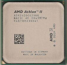 Amd Athlon Ii X2 240 ADX2400CK23GQ 2.80 GHz Dual Core CPU Socket AM3