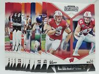 2019 Contenders Draft Football Legacy Insert Pick Your Card & Complete Your Set