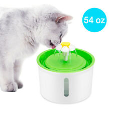 1.6L Automatic Pet cat Water Fountain Pet Water Dispenser with Hygienic Filter