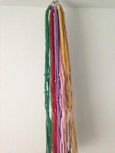 Macrame Plant Hangers, Flower Pot Holder Hanging Rope Baske