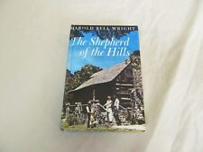 The Shepherd of the Hills by Harold Bell Wright Hardcover 1983 Printing