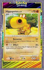 Hippopotas - Platine 02: Rivaux Emergeants-64/111-Carte Pokemon Neuve Française