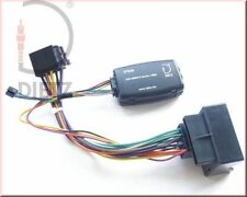 Audiovox Autoradio VOLANTE Interface BMW 5er e39 x5 x3 z4 40pin MINI LANDROVER 3