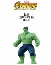 Takara Tomy Marvel Avengers Hulk Infinity War Metal Figure Collection