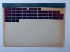 MICROFICHE MOTO HONDA : MB 80 SA  de 1980