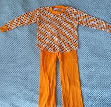 Pyjama Vintage pour Enfant taille 6 ans Années 70