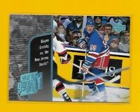 23407 WAYNE GRETZKY 1998/99 UPPER DECK THE YEAR OF THE GREAT ONE 🏒 CARD #GO15