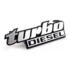 Vw Golf Mk2 - Jetta Mk2 Turbo Diesel Grill Badge aftermarket ref. 191 853 679 B