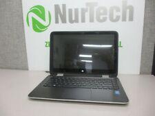 "HP Pavilion 13 X360 i3 1.9GHz 4GB/320GB Webcam Linux Laptop ""No AC"" ""No Battery"""