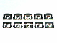 Chrysler Dodge Front Windshield Rear Window Reveal Trim Molding Clips 10pcs J