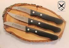 3 teiliges Marsvogel Küchenmesserset Pom Griff RF !!