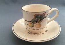 Noritake Country Diary of a Edwardian Lady Tea Cup and Saucer