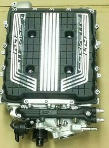2017 to 19 OEM Chevrolet Corvette ZO6 Supercharger GM 12680460