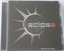 Eclipse - Second to none (2004) Like New, Multipage Booklet, Rare CD