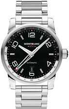 109135 | MONTBLANC TIMEWALKER | BRAND NEW VOYAGER UTC AUTOMATIC MEN'S WATCH