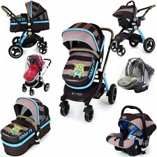 Boys Prams with 3 1 in