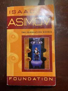 Foundation by Isaac Asimov (1991, Mass Market)