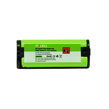 NiMH 850mAh 2.4V Rechargeable Cordless Phone Battery for Panasonic HHR P105