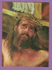 VINTAGE NOVELTY 3-D PC JESUS CHRIST ON CROSS MIRACLE EYES CRUCIFIXION 1966
