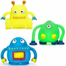 Squeezy Robot Squidgy Sensory Toy - Fiddle Fidget Stress Sensory Autism ADHD