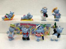 """""""Happy Hippos"""" 2001 (IT) (entra e scegli il personaggio) Kinder Sorpresa"""