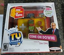 NEW & SEALED * 2009 JAKKS PACIFIC THE PRICE IS RIGHT PLUG & PLAY TV GAME *