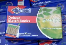 50 Plain Matches Match Books Birthday Wholesale Commercial Convenience Store