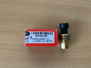 Carel SPKT0013P0 pressure transducer  0 to 5 Vdc, -1 to 9.3 bar Pressure sensor