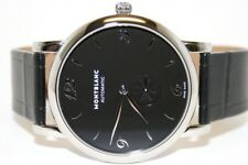 New Montblanc Star Classique Acier Automatic Men's Watch 107072