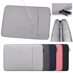Laptop Case Sleeve Bag Carry Case Pouch For Apple MacBook Air Pro 13 15 16 Inch