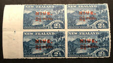 Niue 1915 U/M 21/2d Block of Four