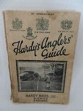 Hardy Fishing Tackle Guide / Catalogue ....1931