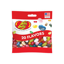 Jelly Belly Candy 3.5 oz 20 Flavor Mix Jelly Beans 1-12 Bags FS